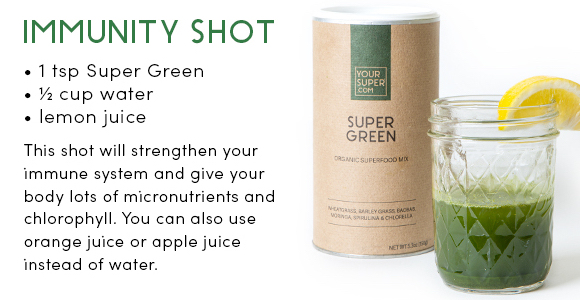 Your Super Super Green 7