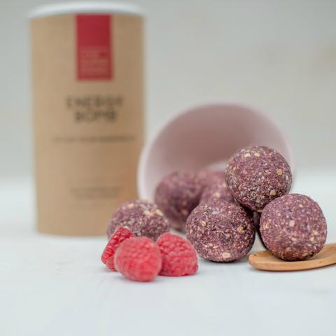 Pre-Workout Energy Balls 1