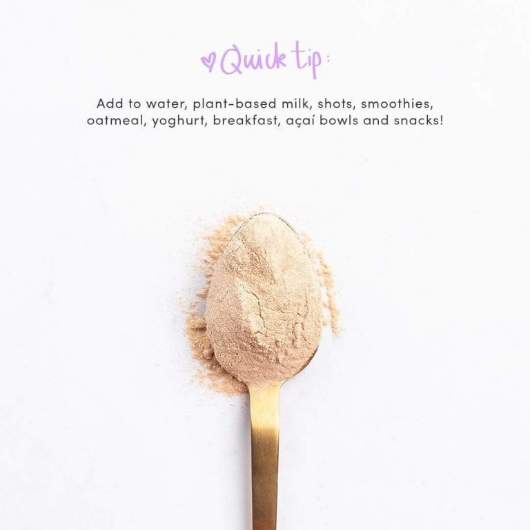 Collagen latte recipe your skin will thank you for 2