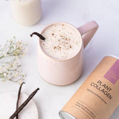 Collagen latte recipe your skin will thank you for 1